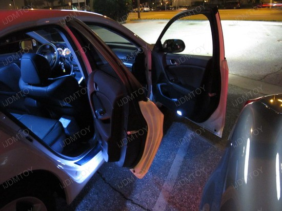 Acura - TSX - LED - Interior - Kit - 4